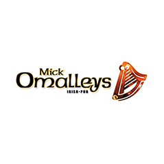 Mick O'Malley's Irish Pub Logo