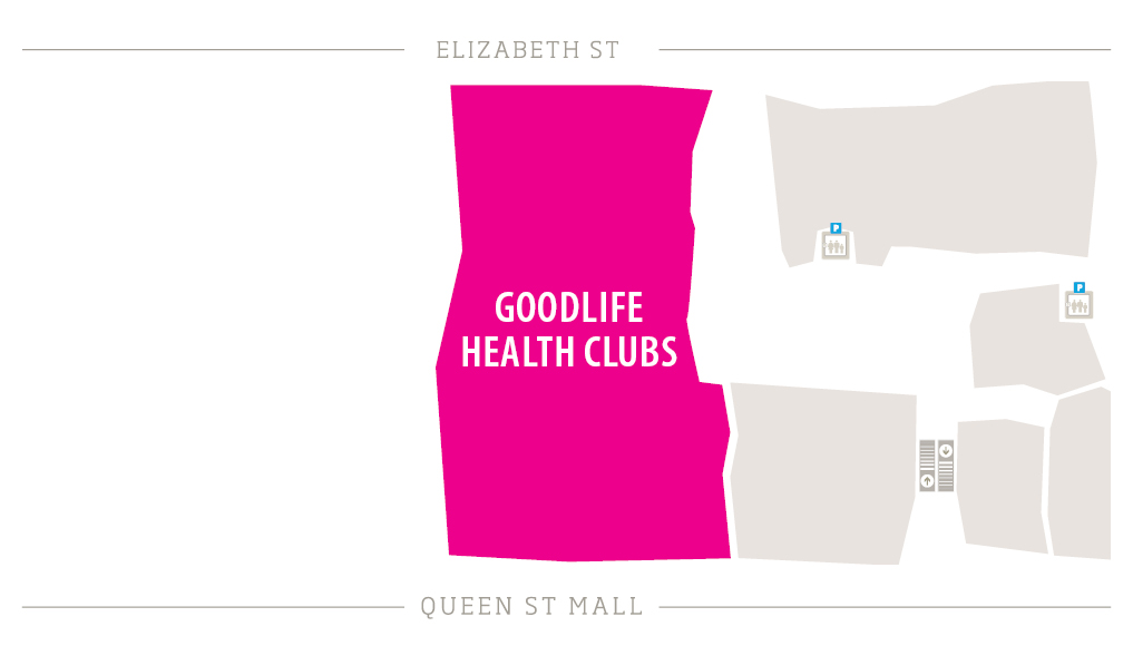 Goodlife Zoomed in Map
